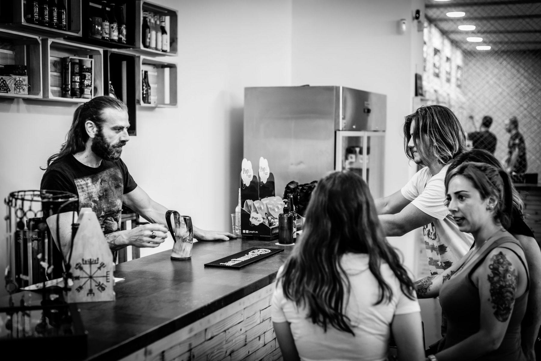 Club de tiro de hacha en Barcelona - The Axe Club